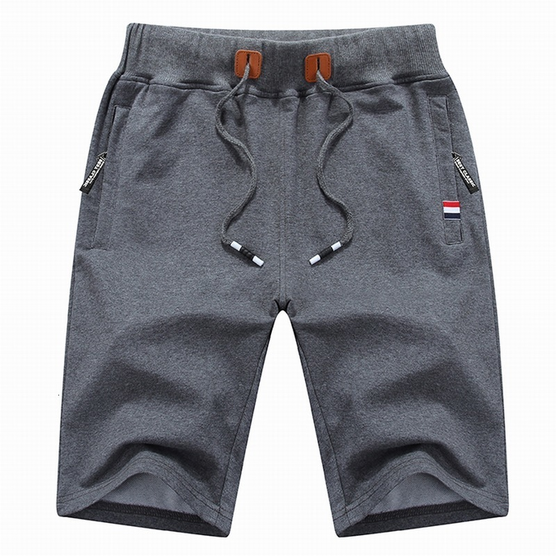 2019 New Fashion Men's Shorts 4XL Summer Mens Beach Shorts Cotton Casual Male Shorts Homme Brand Clothing