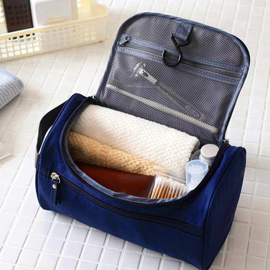 Men's Cosmetic Bag Men Toiletry Organizer Male Shaving Cosmetic Case Waterproof Travel Wash Aaccessories Storage Bag