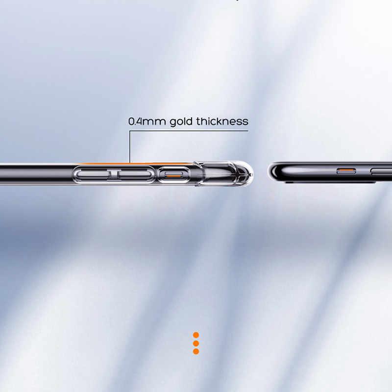 Şeffaf telefon kılıfı Oppo Realme için al RENO Q X2 XT 5 5S X50 5G 2 3 2F 2Z ACE A8 A9 A5 A11K A11 K5 A91 F15 Pro 2020 kapak