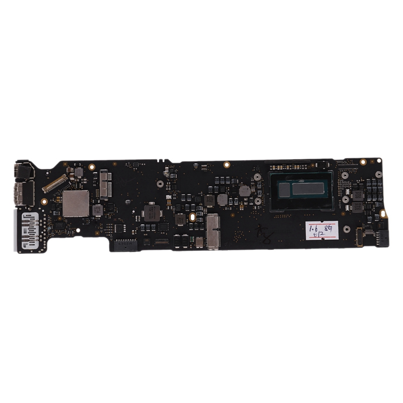 Laptop Logic Board 820-00165-A/02 820-00165 I5 1.6 Ghz 8GB For Macbook Air A1466 Motherboard MJVE2 2015 2016 2017 Year