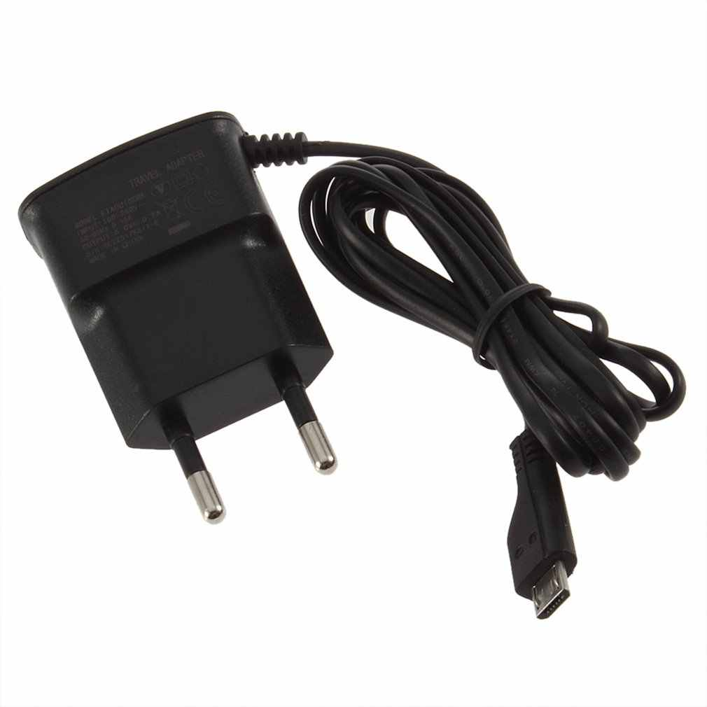 Universele Mobiele Lader Voor Samsung Galaxy S4 S3 S2 I9300 I9100 Eu Micro Usb Wall Charger Travel 110V-240V 5V 0.7A