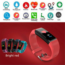 2020 Hot Women Men Fitness Waterproof Smart Watch Activity Tracker Heart Rate Fi