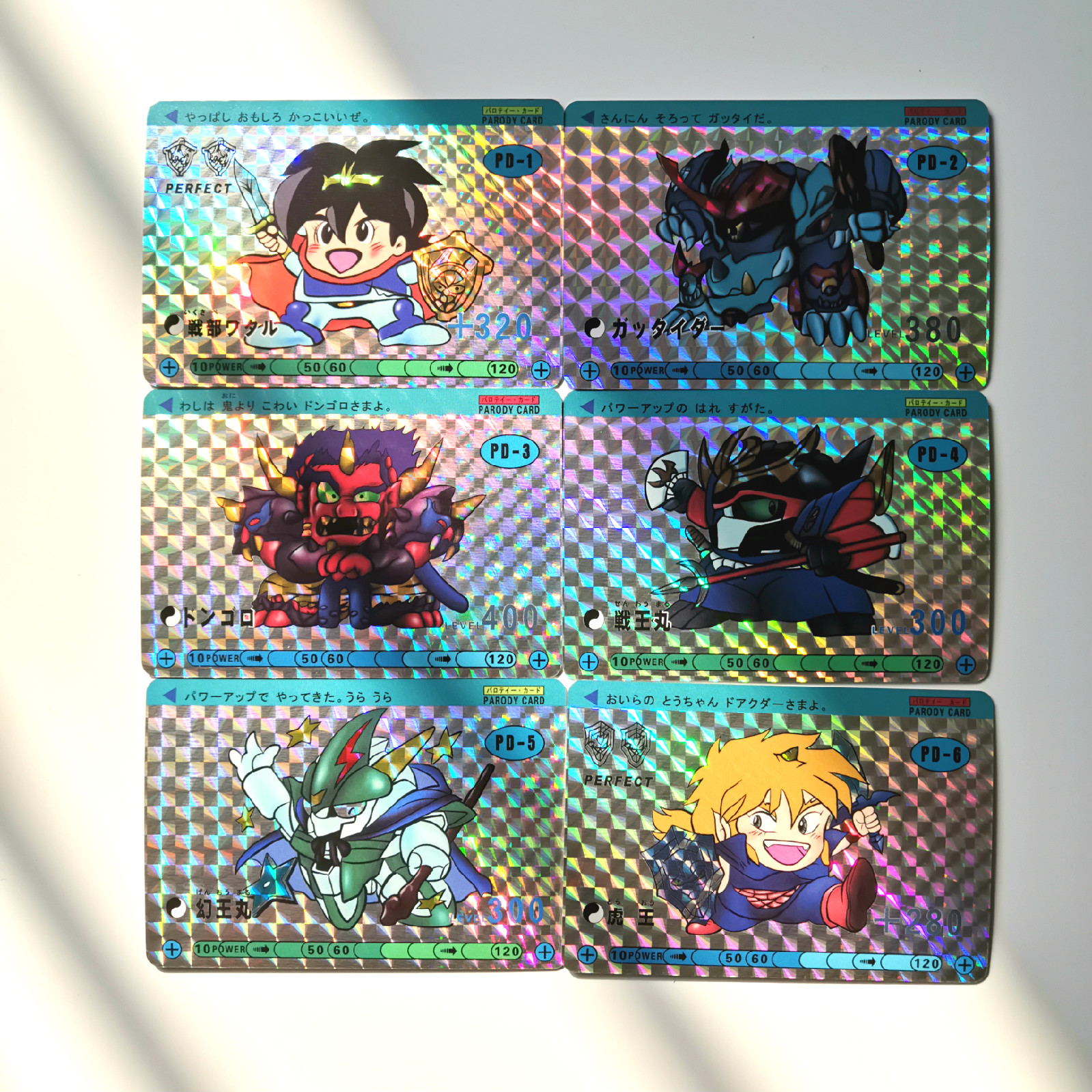 35pcs/set Step TOYCARD Majin Eiyuuden Wataru Toys Hobbies Hobby Collectibles Game Collection Anime Cards