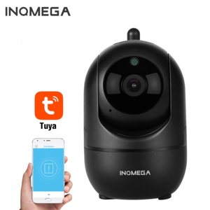 INQMEGA Baby Moniter 1080P TUYA IP Camera Home Security Surveillance Camera CCTV Network Wifi Camera Wireless Cam