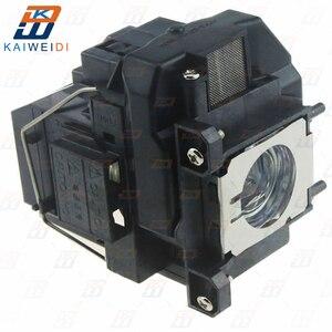 Image 1 - Projektör lambası V13H010L67 ampul ELPL67 Epson EB W16 EB W16SK EB X02 EB X11 EB X12 EB X14 EB X15 EH TW480 EH TW510 EH TW550