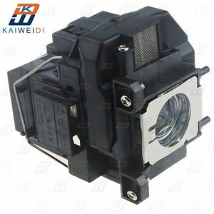 Image 1 - โปรเจคเตอร์โคมไฟ V13H010L67 หลอดไฟ ELPL67 สำหรับ Epson EB W16 EB W16SK EB X02 EB X11 EB X12 EB X14 EB X15 EH TW480 EH TW510 EH TW550