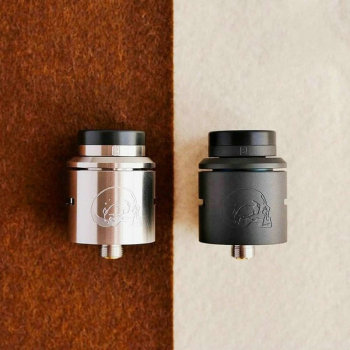 Old friend vape C2MNT rda V2 RDA with bf pin rebuildable 24mm atomizer compatible with mechanical mod 810 drip tip