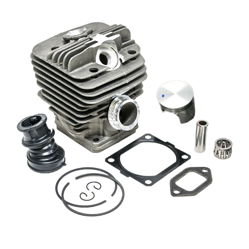 Big Bore Cylinder Piston Kit For Stihl 064 066 MS640 MS650 <font><b>MS660</b></font> Nikasil 56mm Gaskets Spark Plug Set Chainsaw Spare <font><b>Parts</b></font> image