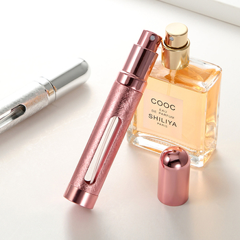12ML Portable Mini Travel Perfume Bottle Atomizer Refillable Empty cosmetic Spray Bottle for Women & Men Spray Scent Aftershave 12ml portable traveler perfume refillable bottle aluminum glass empty spray bottle for unisex