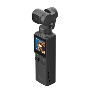 Image 2 - FIMI PALM Camera 3 Axis 4K HD Handheld Gimbal Camera Stabilizer only 120g & 128° Wide Angle Smart Track Built in Wi Fi Control