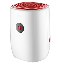 Electric Dehumidifier Mini Portable Air Dryer Desiccant Moisture Absorber Low Noise Cabinet Dehumidifier for Home Bedroom Office 700ml air dehumidifier semiconductor desiccant moisture absorber portable air purifier mini electric dryer machine for household