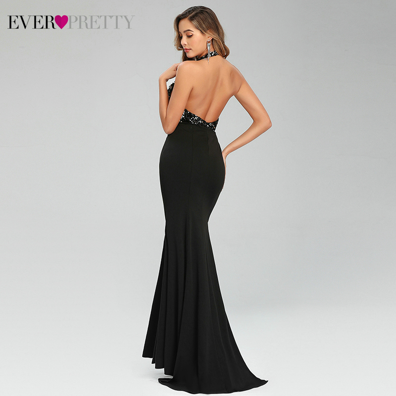 Сексуальные кружевные вечерние платья Ever Pretty А-силуэта с круглым вырезом и рукавом до локтя из тюля прозрачные элегантные длинные вечерние платья Robe De Soiree