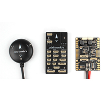 Ban Đầu Holybro Pixhawk 4 PX4 Điều Khiển Chuyến Bay STM32F765 ACCEL/Con Quay Hồi Chuyển Neo M8N GPS Mô Đun Nguồn PM07 FR FPV Rc Dron
