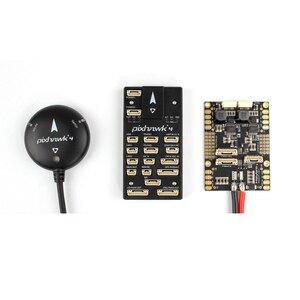 Image 1 - Holybro CONTROLADOR DE VUELO Pixhawk 4 PX4 Original, STM32F765, Accel/Gyro, módulo de Neo M8N, PM07, Fr, FPV, RC, Dron