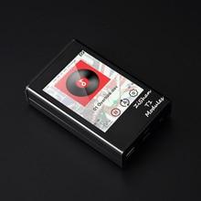 Zishan T1 4497 AK4497EQ сенсорный экран профессиональный музыкальный плеер без потерь DAP MP3 HIFI портативный DSD с 2,5 мм сбалансированный AK4497