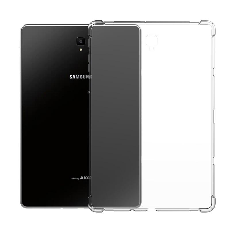 Funda Samsung Galaxy Tab S5e 10.5 2019 SM-T720 SM-T725 shockproof  transparent  soft silicone case flexible bumper back cover-5