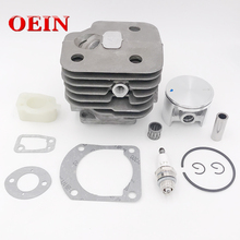 Chain Saw 52MM Cylinder Piston Set Fit For HUSQVARNA 61 268 272 272K 272XP Chainsaw Engine Motor Parts 503758172