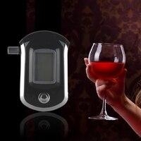 المهنية الرقمية فاحص نسبة الكحول في النفس الكحول مع شاشة إل سي دي مع 11 المعبرة AT6000 الساخن بيع dfdf على
