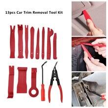 Install Trim Removal Vehicle Car Red Door Interior Clip Remove Accessaries Radio Body Dash
