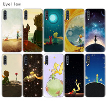 Uyellow Lovely the Little Prince fox Case For Samsung A10 A20 A30 A40 A50 A60 A70 A20E Cover Galaxy M10 M20 M30 M40 Coque