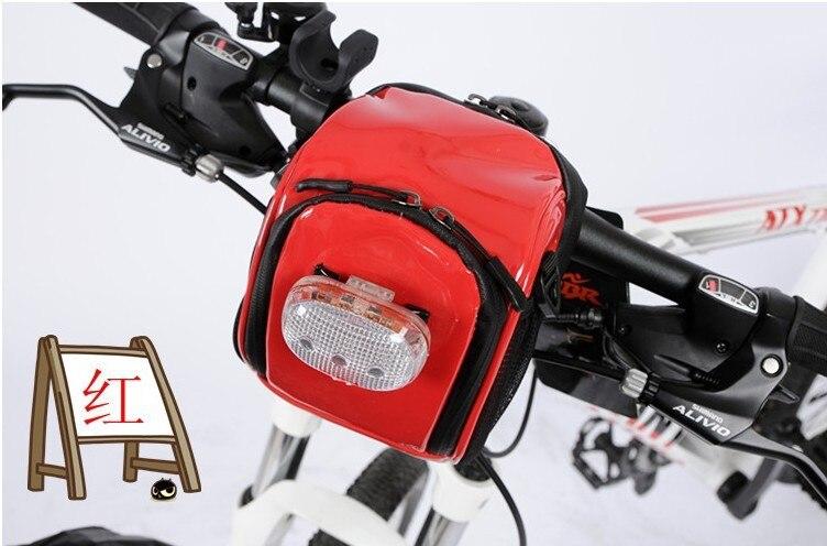 Taiwan CBR Multifunctional Bag Handlebar Bag Mountain Bike Handle Bar Bag Outdoor Riding Bicycle Bags
