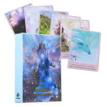 New Style The Starseed Oracle Cards Tarot Deck English Version Divination Collection Card Game Family Board Game