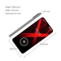 phone screen Global 4G UMIDIGI X Android Smartphone RAM 4GB ROM 128GB 6.35 inch Full Screen Octa Core Fingerprint 48MP Dual SIM Mobile Phone (4)