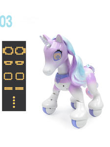 Toys Robot Pet-Remote-Control Intelligent-Horse Touch Educational Electric Children's