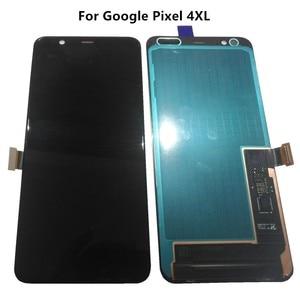 "Image 4 - 기존 5.7 ""Google Pixel 4 LCD 디스플레이 터치 스크린 디지타이저 어셈블리 6.3"" Google Pixel 4XL LCD 디스플레이 수리 부품"