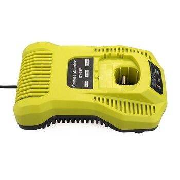 Ryobi 12V Batterie   12 V-18 V Batterie Ladegerät P117 P118 Für Ryobi Nicd Nimh Lithium-Batterie P100 P101 P102 P103 P105 P107 P108 P200 1400670 Power Tool