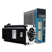 NEMA42 20NM JMC 3phase 110 Closed loop Stepper motor display panel driver CNC kit 110J12190EC 1000+3HSS2208H