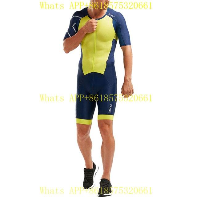 2020 homens skinsuit bicicleta macacão triathlon ternos ciclismo mtb ciclo roupas de corrida verão ciclismo roupas pro equipe uniforme 4