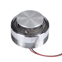 25/20/15w alto falantes de áudio 44/50mm gama completa altifalante ressonância som excitador alto falante super baixo vibração neodímio