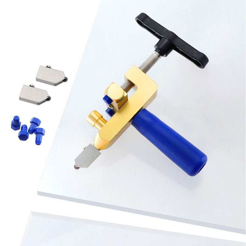 Manual Tile Cutter For Cutting Ceramic Tiles Glass Tile Opener Construction Tool F1FC