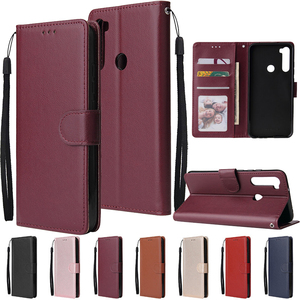 Flip Wallet Case for Xiaomi Redmi Note 9 8 7 6 5 4 Pro 9A 8A 7A 6A 5A 4A 5X 4X 5 Plus Pocophone F1 Leather Case Protect Cover