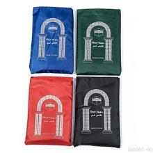 Портативная дорожная подушка для поклонения карманная мусульманской
