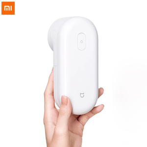 Image 1 - מקורי Xiaomi Mijia מוך מסיר שיער כדור גוזם סוודר מסיר 5 עלה קאטר ראש מנוע גוזם עם מברשת קטנה בתוך