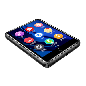 Image 4 - Ruizu m7 Metal MP3 player Bluetooth 5.0 built in speaker 2.8 inch large touch screen with e book pedometer recording radio video