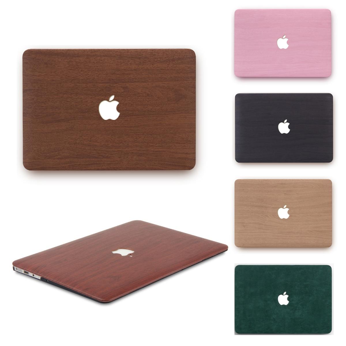 Чехол под дерево для Apple Macbook Pro Air 13 13,3 2020 A1466 A2289 A1932 Pro Retina 13 15 дюймов Touch Bar A1502