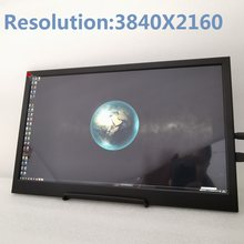 15.6-inch 4k portátil gaming monitor xbox ps4 portátil tela lcd 3840x2160 4k monitor de jogos de vigilância