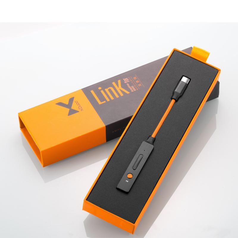 XDuoo LINK HD numérique type-c Portable décodage casque amplificateur ampli câble Mobile câble de décodage adaptateur cordon