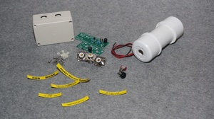 Diy kits PA0RDT Mini-whip MiniWhip Active Antenna HF LF VLF mini whip shortwave sdr RX portable receiving
