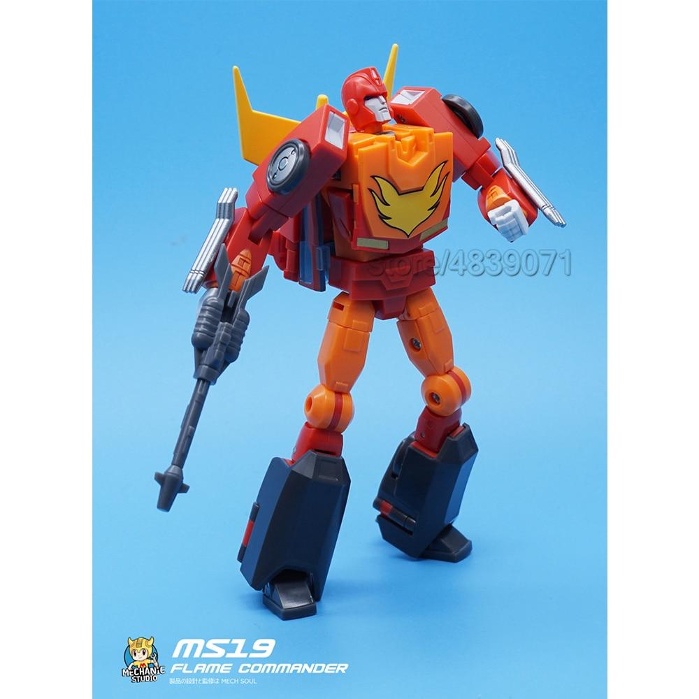 MFT deformation toy MF 35 shock wave commander