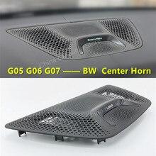 LED Center Control Panel Für BMW G05 X5 G06 X6 G07 X7 Serie Abdeckung Beleuchtung Audio Verlustfreie Sound Qualität HiFi audio Musik Stereo