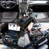 New 4000W 12V 220V 110V LED Ac Car Power Inverter Converter Charger Adapter inversor Dual USB Transformer Modified Sine Wave promo