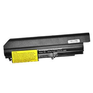 Image 2 - Apexway batería del ordenador portátil para Lenovo ThinkPad R61 T61 R400 T400 ASM 42T5265 FRU 42T4530 42T4532 42T4548 42T4645 42T5262 42T5264