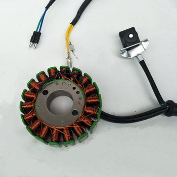 Magneto wrzeciona cewki silnika części silnika CB250 i CB250 chłodzone wodą części do silnika motocykla tanie i dobre opinie HE XIANG Chłodzenia silnika i akcesoria 0 7kg Iso9001