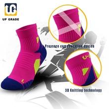 UG Professional Men Women Sport Socks EU 36 to 45 Running Sock Quick Dry Climbing Gym Fitness Cycling calcetines ciclismo
