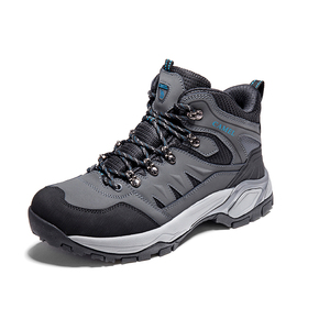 Image 4 - CAMEL Men Hiking Shoes Climbing Backpacking Trekking Boots Outdoor Shoes Anti slip Mountain Tactical Boots Warm High top Shoes