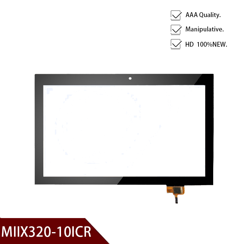 New Original 10.1'' Inch For Lenovo MIIX320-10ICR Miix320 101CR Miix 320 Touch Screen Digitizer Glass Replacement